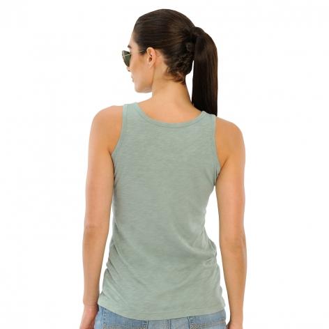 Myri Vest Top - Dusty Green Image 3