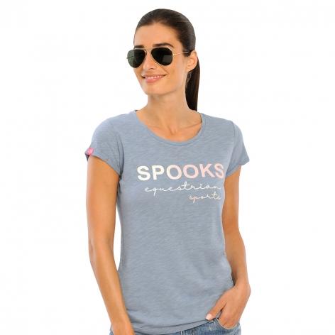 Spooks Blue Fabie T-Shit