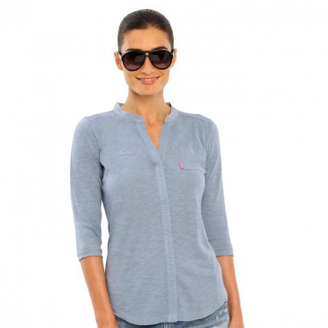 Spooks Blue Eliza Shirt