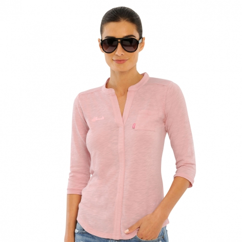 Spooks Pink Casual Top