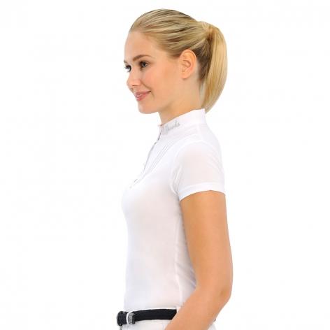 Tarah Show Shirt - White Image 4