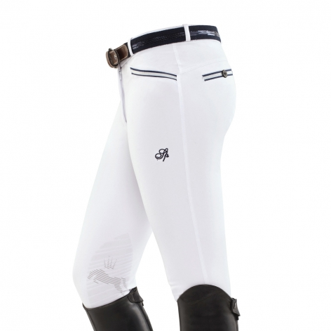 White Spooks Riding Breeches