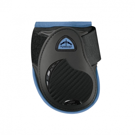 Young Jump Vento Fetlock Boots Colour Edition - Black/Blue