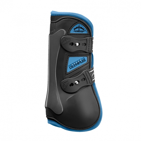 Olympus Tendon Boots - Black/Blue