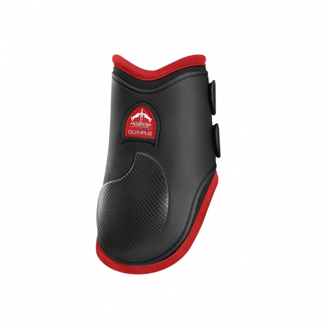 Red Fetlock Boots
