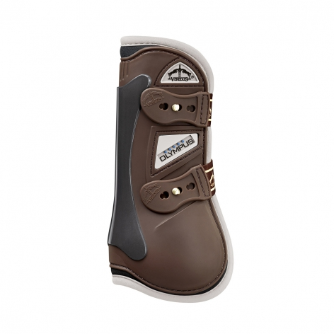 Olympus Tendon Boots - Brown/Ivory