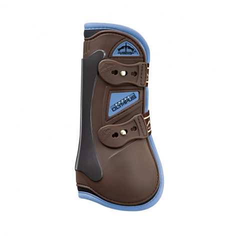 Olympus Tendon Boots - Brown/Blue