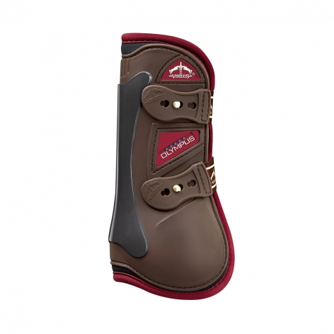 Veredus Burgundy Tendon Boots