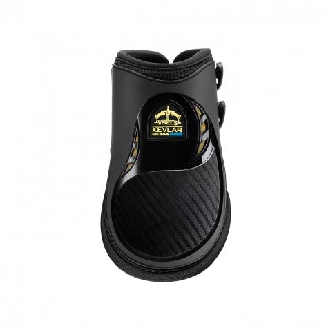 Veredus Kevlar Carbon Gel Vento Fetlock Boots in Black