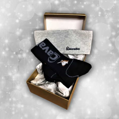 Cavallo Christmas Gift Box